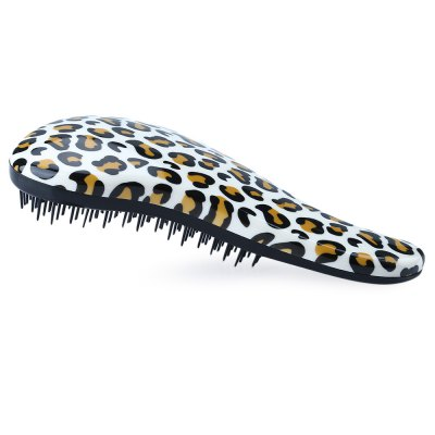 Anti-static Leopard Print Beauty Fashion Massage Comb