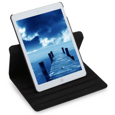 Wireless Bluetooth Keyboard Rotating Case for iPad Pro 9.7 Inch