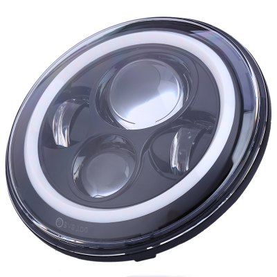 Paired OL - 1440R1 10 - 30V 40W 7 Inch LED Headlights