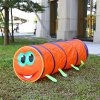 cheap 1.5M Folding Kids Caterpillar Tunnel Tube Play Tent Toy
