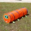 1.5M Folding Kids Caterpillar Tunnel Tube Play Tent Toy deal