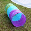 1.5M Colorful Folding Kids Tunnel Tube Play Tent Toy for sale