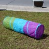 cheap 1.5M Colorful Folding Kids Tunnel Tube Play Tent Toy