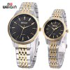 WEIQIN W00104 Couple Quartz Watch