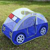 Kids Cartoon Car Play Tent Toy Outdoor Garden Playhouse