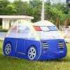 Kids Cartoon Car Play Tent Toy Outdoor Garden Playhouse deal