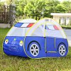 best Kids Cartoon Car Play Tent Toy Outdoor Garden Playhouse