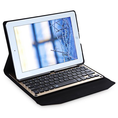 Ultra Thin Wireless Bluetooth Keyboard Case for iPad Pro 9.7