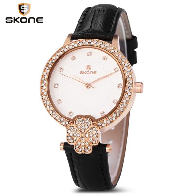SKONE 9363 Female Quartz Watch