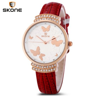SKONE 9374 Female Quartz Watch