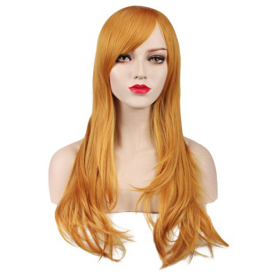 Women 65CM Long Curly 6 Colors Anime Cosplay Wig