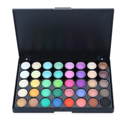 Pearl Shimmer Fashion 40 Colors Eye Shadow Compact Palettes