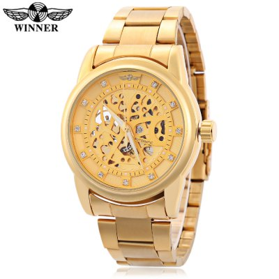 WINNER F2016070703 Men Auto Mechanical Watch