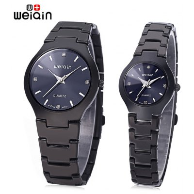 WeiQin W4164 Couple Quartz Watch