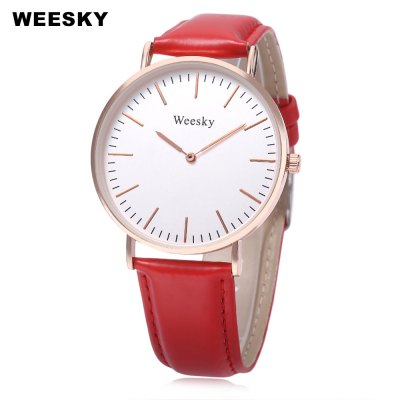 WEESKY 699 Unisex Quartz Watch