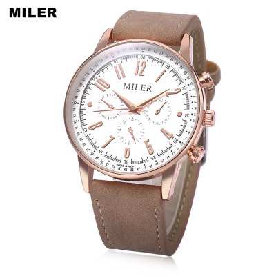 MILER A8298 Men Quartz Watch