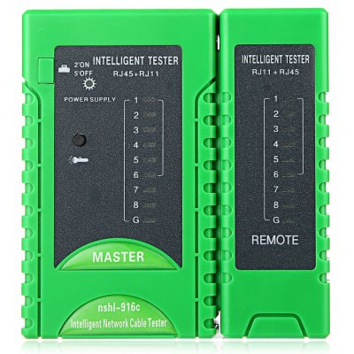NSHL - 916C Network LAN Cable Tester