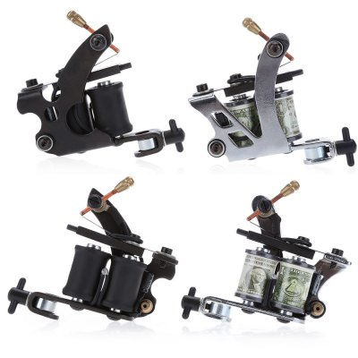 Tattoo Kit Iron Machine Gun Shader Liner Mixed NeedlesTattoo Machines<br>Tattoo Kit Iron Machine Gun Shader Liner Mixed Needles<br><br>Coils: 10 Wrap Coils<br>Item Type: shader / Liner<br>Material: Iron<br>Package Content: 2 x Tattoo Machine Gun, 1 x Power Supply, 20 x Needle, 1 x Stainless Steel Foot Pedal, 1 x Tattoo Clip Cord, 20 x Tattoo Nozzle Tip, 2 x Aluminum Grip Tube, 1 x Pair of Tattoo Gloves, 3 x Wrench, 3 x<br>Package size (L x W x H): 21.50 x 11.00 x 14.00 cm / 8.46 x 4.33 x 5.51 inches<br>Package weight: 1.0112 kg<br>Power Type: Electric<br>Product weight: 0.9382 kg<br>Rotating Speed: 30000 round / minute