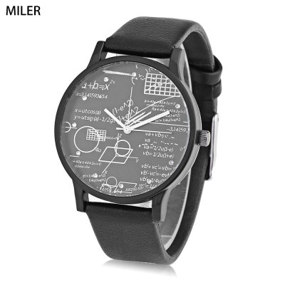 MILER A8292 Unisex Quartz Watch