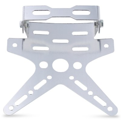 Motorcycle Adjustable License Plate