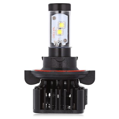 Paired K8 H13 80W Integrated LED Vehicle Headlight