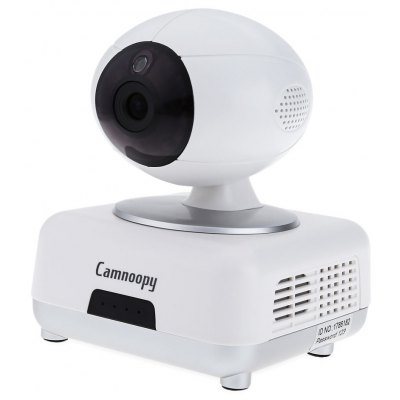Camnoopy CN PT100C 720P Wireless Wired Indoor IP Camera