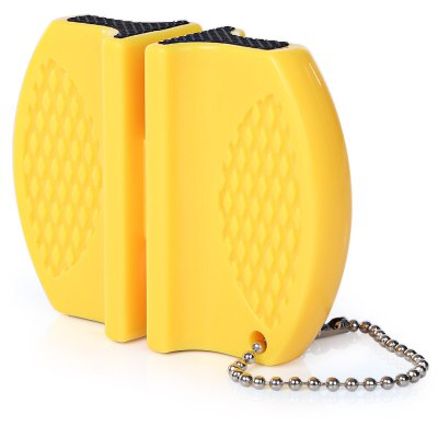 Outdoor Dual Use Portable Knife Sharpener