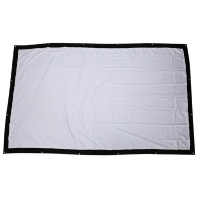 100 inch Table-top Projection Screen