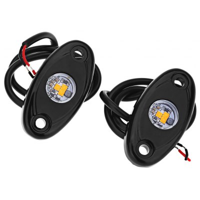 Paired OL - 16R03 9W Car Deck Light Chassis lamp