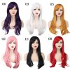cheap Women 65CM Long Curly 6 Colors Anime Cosplay Wig