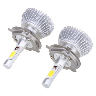 Paired C6 H4 60W LED Automobile Headlight
