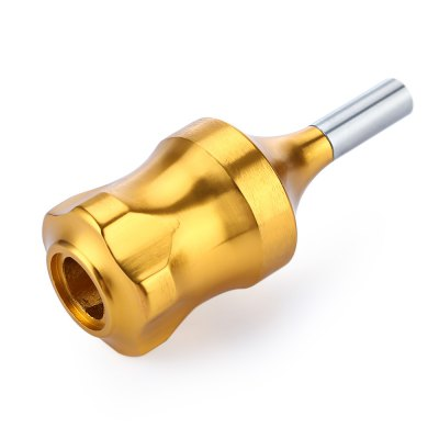 Arched Aluminum Alloy Tattoo Machine Cartridge Grip Tube