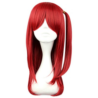60CM Natural Straight Wigs Cosplay Party