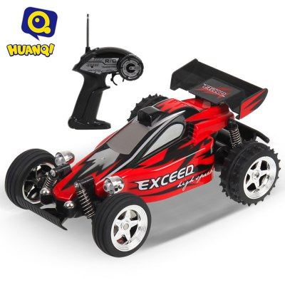 HUANQI 545 4CH 2WD High Speed 11.5KM/H RC Crossing Car