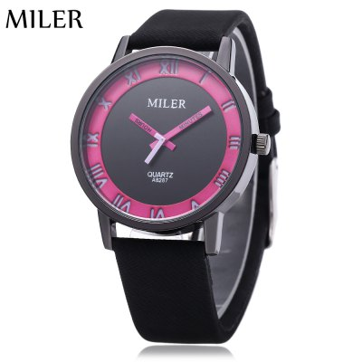 Miler A8287 Unisex Quartz Watch