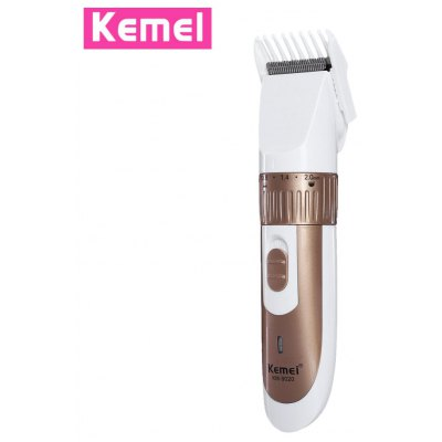 KEMEI - 9020 Rechargeable Hair Clipper Trimmer for Men
