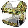 best Portable Foldable Camouflage Pop Up Tunnel Tent