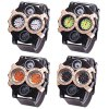 JUBAOLI 1129 Men Dual Movt Quartz Watch photo