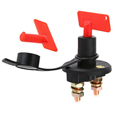 KSW - B02 Vehicle Battery Master Rotary Switch