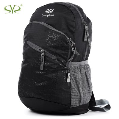 SHENGYUAN- 107 Folding Backpack Storage Bag Cycling Accessory