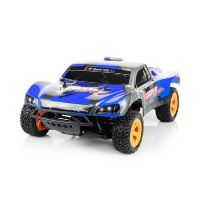 HUANQI 741 2.4GHz 1 : 10 4WD 4CH 40KM/H Electric RC Truck