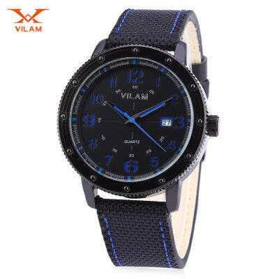 VILAM V2002G - A - 04 Men Quartz Watch