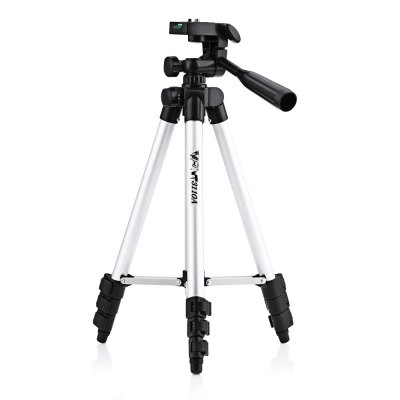 Weifeng WT3110A Lightweight Aluminum 40.2 Inches Camera Tripod with Bag