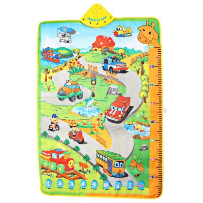Baby Musical Play Mat Toy