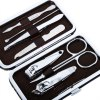 best Portable Stainless Steel Nail Clippers Set