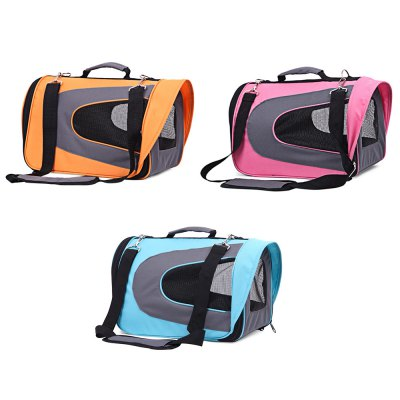 Petcomer Pet Travel Portable Bag for Dog Cat
