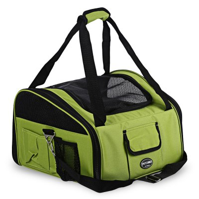 Petcomer Pet Car Seat Carrier for Dog Cat
