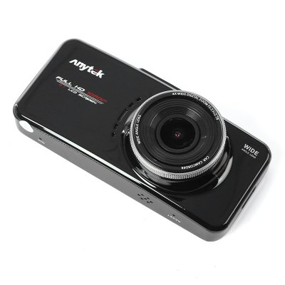 Anytek AT66A Car CamcorderCar DVR<br>Anytek AT66A Car Camcorder<br><br>Model: AT66A<br>Type: Full HD Dashcam<br>Chipset: NTK96650 + AR03030<br>Max External Card Supported: TF 32G (not included)<br>Class Rating Requirements: Class 10 or Above<br>Screen size: 2.7inch<br>Battery Type: Built-in<br>Charge way: Car charger<br>Wide Angle: 170 degree wide angle<br>Video format: MOV<br>Video Resolution: 1080P (1920 x 1080)<br>Video Output : AV-Out,HDMI<br>Image Format : JPEG<br>Image resolution: 12M (4032 x 3024)<br>Audio System: Built-in microphone/speacker (AAC)<br>Loop-cycle Recording Time: 2min,3min,5min<br>Motion Detection: Yes<br>G-sensor: Yes<br>HDMI Output: Yes<br>WDR: Yes<br>Interface Type: AV-Out,HDMI,USB 2.0<br>Language: English,French,German,Italian,Japanese,Portuguese,Russian,Simplified Chinese,Spanish,Traditional Chinese<br>Frequency: 50Hz,60Hz<br>Product weight: 0.101 kg<br>Package weight: 0.580 kg<br>Product size (L x W x H): 10.20 x 4.50 x 3.00 cm / 4.02 x 1.77 x 1.18 inches<br>Package size (L x W x H): 15.00 x 8.00 x 20.50 cm / 5.91 x 3.15 x 8.07 inches<br>Package Contents: 1 x Car DVR, 1 x Car Charger, 1 x USB Cable, 1 x Holder, 1 x English User Manual