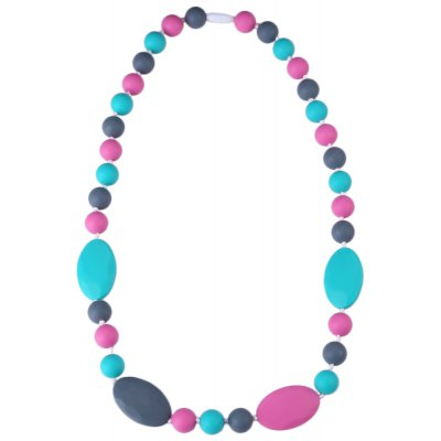 Baby Silicone Teethers Necklace