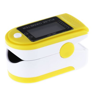 Pro OLED Instant Read Digital Fingertip Pulse OximeterMonitoring &amp; Testing<br>Pro OLED Instant Read Digital Fingertip Pulse Oximeter<br><br>Item Type: Blood Pressure<br>For (Blood pressure): Finger<br>Materials: ABS<br>Power (W): 1.5 V<br>Product weight: 0.027 kg<br>Package weight: 0.085 kg<br>Product Size  ( L x W x H ): 6.00 x 3.50 x 3.00 cm / 2.36 x 1.38 x 1.18 inches<br>Package Size ( L x W x H ): 9.50 x 9.00 x 4.00 cm / 3.74 x 3.54 x 1.57 inches<br>Package Content: 1 x Digital Fingertip Pulse Oximeter, 1 x Retaining Strap, 1 x Belt Pouch, 1 x English Manual